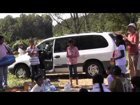 Gokul Bhajan - Organic Farm Trip 2013