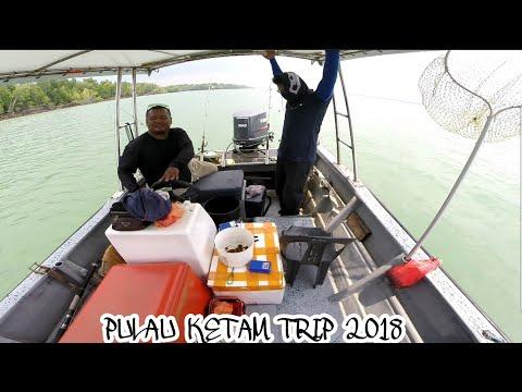 Pancing di Pulau Ketam 2018