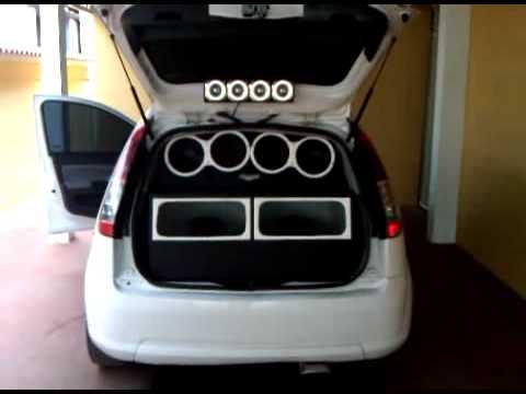 Nuevo Sonido Ford Fiesta De Mene Grande 3gp Youtube