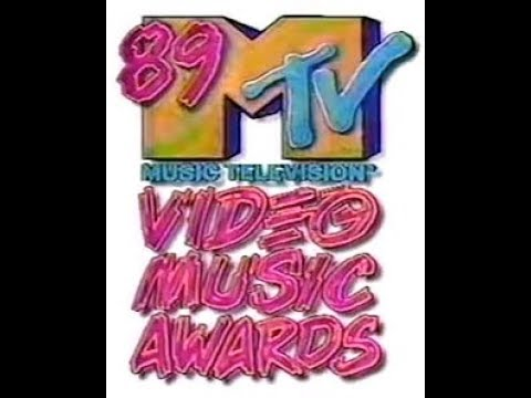 1989 MTV Video Music Awards - Nominees & Winners