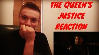 GAME OF THRONES - 7X03 THE QUEEN'S JUSTICE REACTION