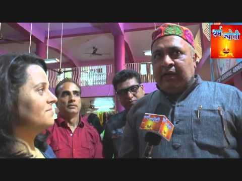 Dharmajyoti - Vidhee Asrani interviews BJP MLA Ashok Rohani