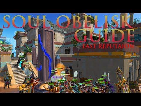 SOUL OBELISK 20K REPUTATION DAILY | MENAPHOS GUIDE