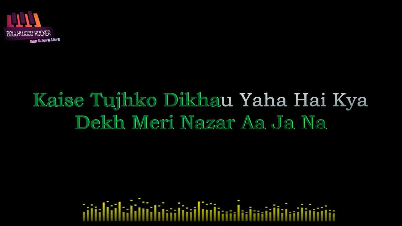 Download Luka chupi karaoke|A.R Rhaman|without sargam|lata mangeshkar