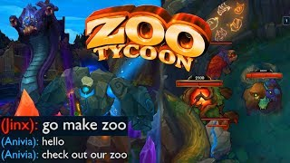 Zoo Tycoon - Wood Division Adventures #198