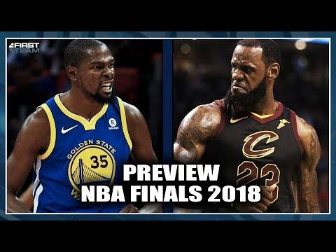 PREVIEW NBA FINALS 2018 (WARRIORS-CAVS)