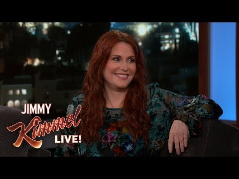 Megan Mullally's Mom Didn't Think She'd Win an Emmy