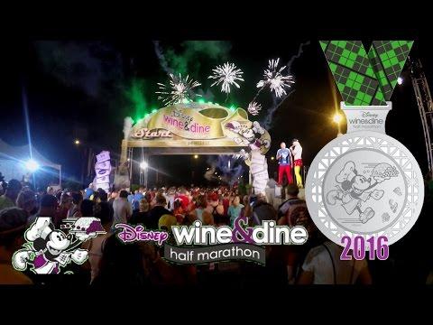 2016 Disney Wine & Dine Half Marathon