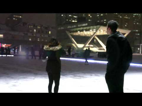 TORONTO BEAUTIFUL PROPOSAL Nathan Phillips Square