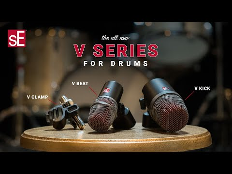 The V Series for Drums