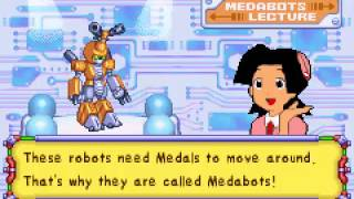 Medabots - Metabee Version -  - Vizzed.com GamePlay - User video