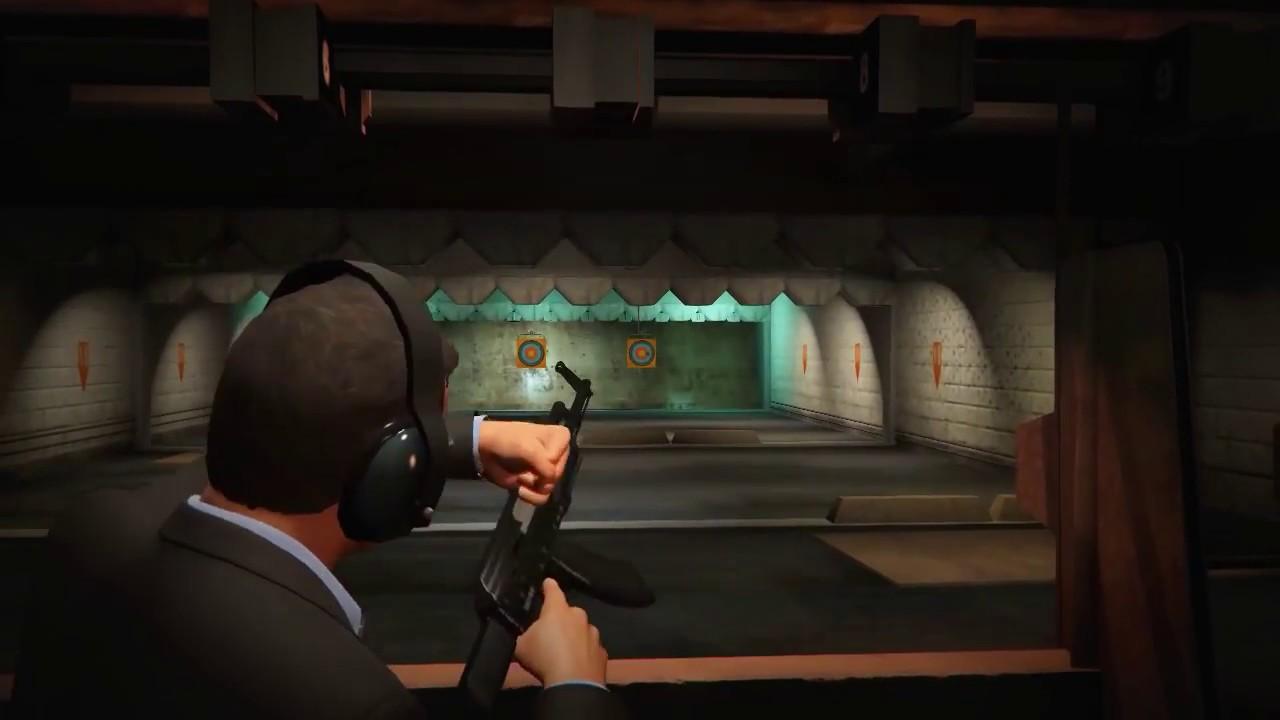Weapon Recoil - GTA5-Mods com