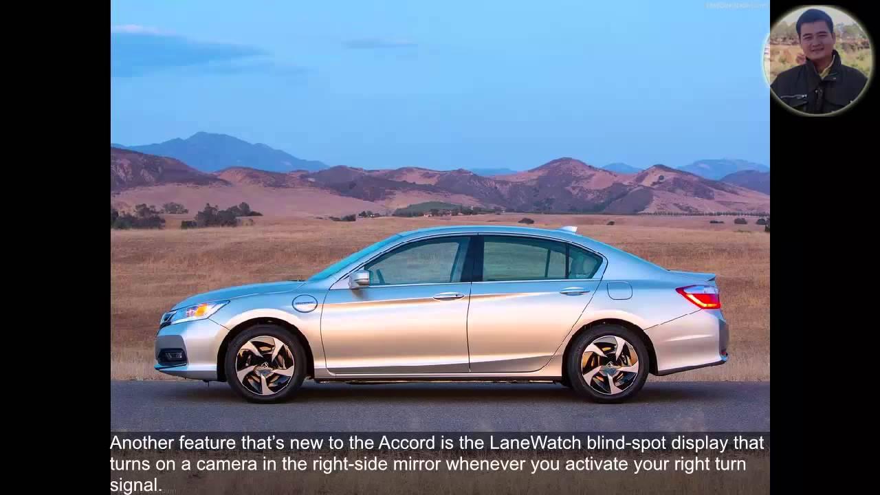 2014 Honda Accord Plug In Hybrid Review Youtube