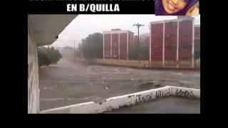Niña se ahogo en el arroyo de la 21 en Barranquilla