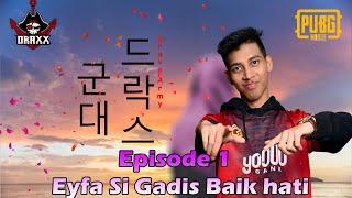 Download lagu 7 Hari Mencintai Sang Buaya . Episode 1 : Eyfa Si Gadis Baik Hati