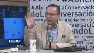 """Morena recuperará candidaturas gracias al """"magistrado billetes"""", José Luis Vargas : Germán Martínez"""