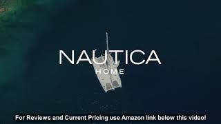 Nautica Pinecrest Comforter Set, Queen, Charcoal