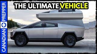 The Ultimate Apocalypse Vehicle