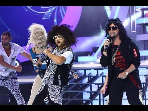 Maria Buza si Pepe vs  LMFAO si GoonRock - Party Rock