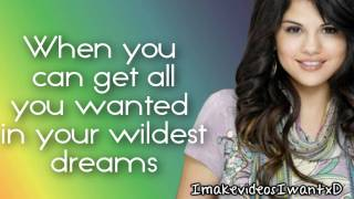 Watch Selena Gomez Wizards Of Waverly Place Theme Song video