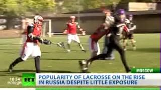 Лакросс в России - Lacrosse in Russia