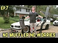 STRAIGHT PIPE/ MUFFLER DELETE EXHAUST! : BMW E36 325i