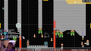 I Made the HARDEST LINK Level in Super Mario Maker 2! Pit of PePanga: Link's Nightmare
