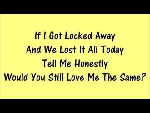 Locked Away|R. City feat. Adam Levine|Lyrics