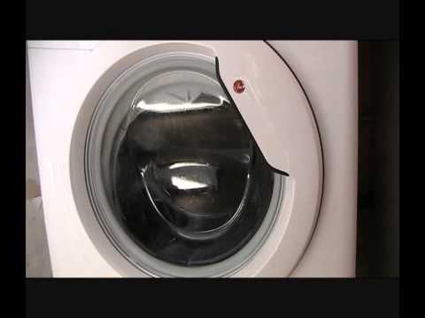 Hoover 8kg 1400 rpm A+++ DYNAMICNEXT Washing Machine Movie 1