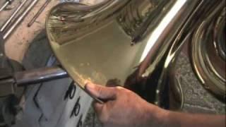 Conserto de Tuba / Tuba Repair