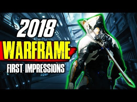 WHY I'M PLAYING WARFRAME IN 2018 thumbnail