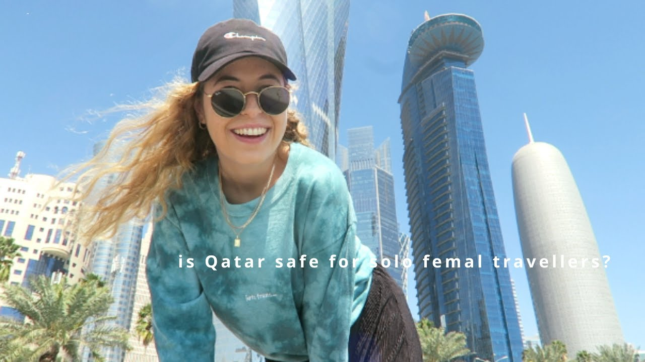 Download traveling Qatar ALONE wasn't a good idea? | 24h ind Doha 🇶🇦