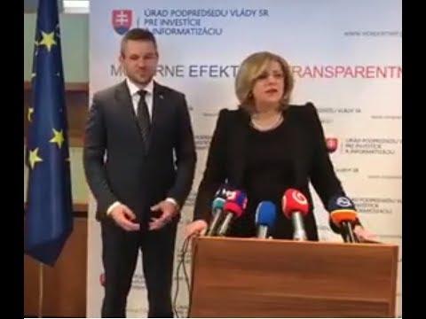 Bratislava press conference 18 Jan 2018