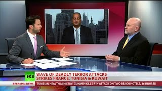 Wave of terrorism: How to stop future terror strikes across the world