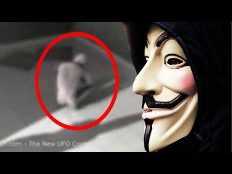 Anonymous: Alien Footage Inside Area 51 Revealed
