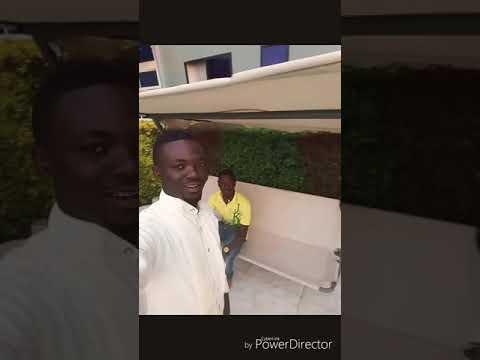 Steven Sultan akila bata Okapi Palace, Congo DR, 2017
