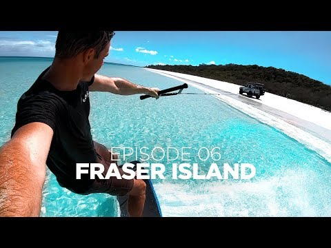 FRASER ISLAND'S BEST KEPT SECRET  - THE EXPLORE LIFE - EPISODE 06