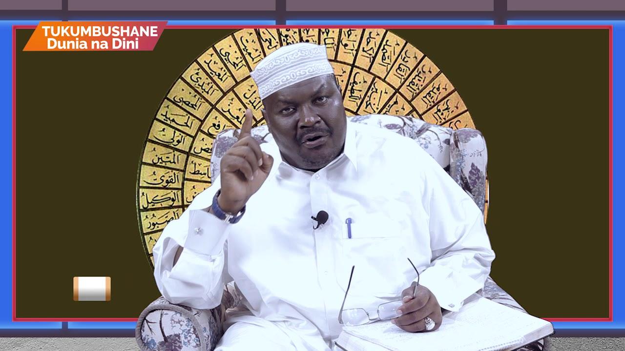 Download NGUZO TANO ZA NDOA  ZIKIFAFANULIWA VIZURI NA SHEIKH IDDI MOHAMED IDDI