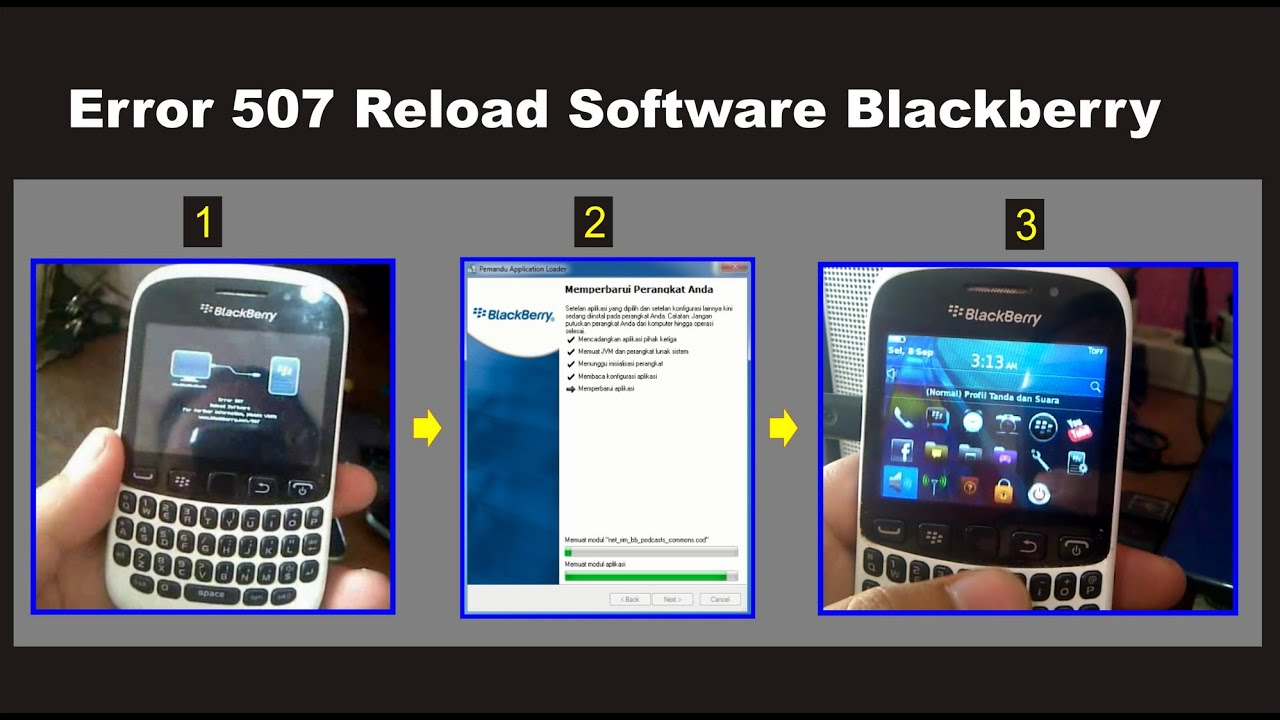 reload software