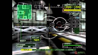 BRAHMA Force: The Assault on Beltlogger 9 - Gameplay PSX / PS1 / PS One / HD 720P (Epsxe)
