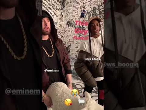 Download Eminem Instagram Story Boogie - Rainy Days (ft. Eminem) Behind The Scenes 1/29/19