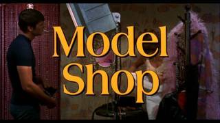 Model Shop (Trailer, 1969)
