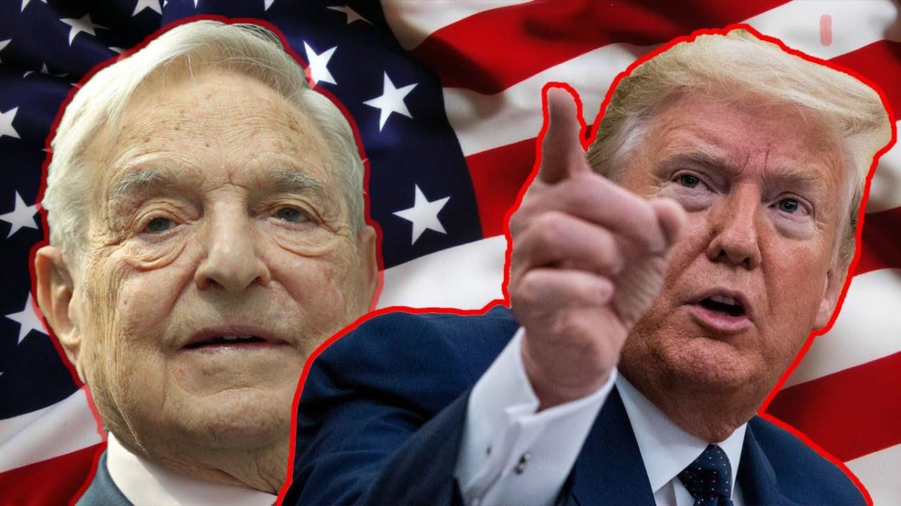 I Soros contro Trump!
