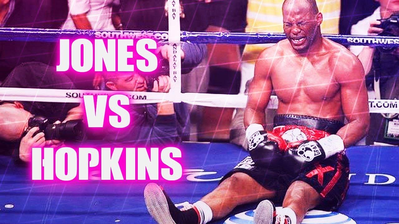 Roy Jones Jr. vs. Bernard Hopkins (1st meeting) - BoxRec