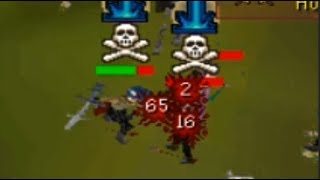Osrs AGS pure pk video 8 (Smites, fun and bridding)