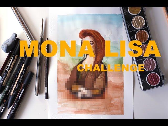 MONALISA CHALLENGE | Celia Gallego