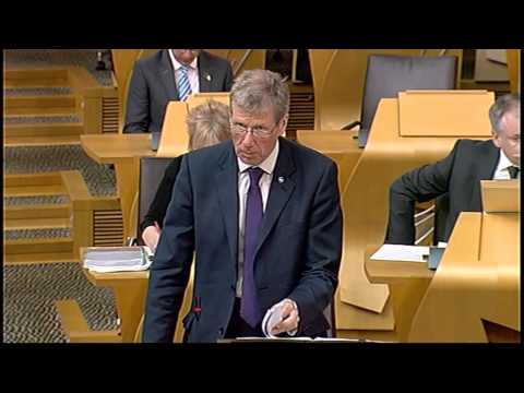 General Questions - Scottish Parliament: 1st May 2014