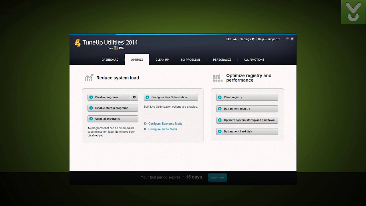 Tuneup utilities 2017 9.0.4400.17 with 20 serialsh33traththaran