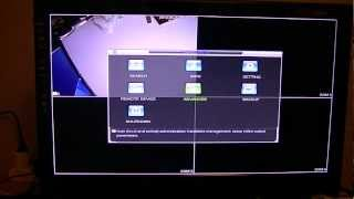 Xvision 4 Channel NVR - How to Format Hard Drive