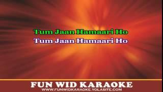 Kya Khoob Lagti Ho Karaoke (DJ Suketu Version)